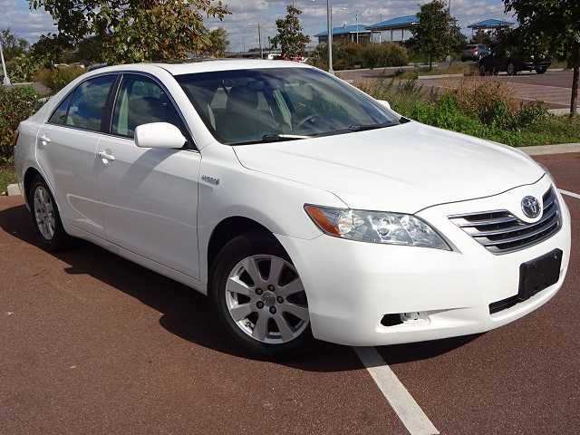 2009 Toyota Camry Xle Hybrid Navi Leather Roof One Owner!
