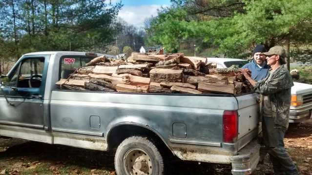 Fire Wood For Sale!