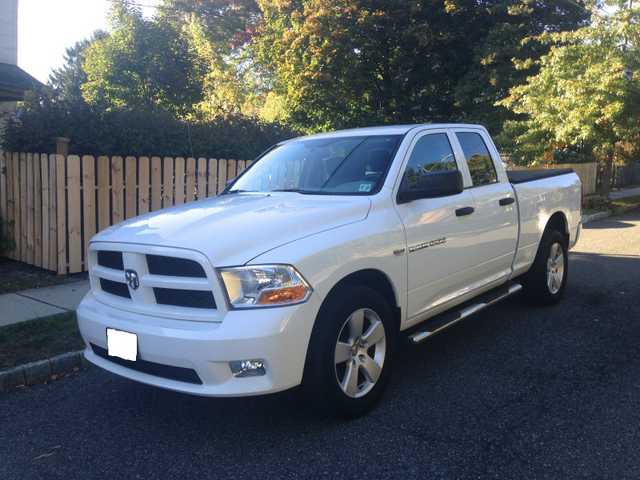 2012 Dodge Ram 1500 At $4000