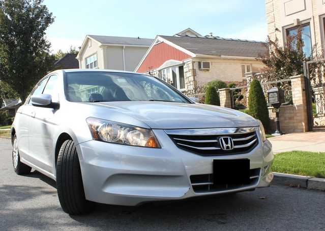2011 Honda Accord Low Mileage No Reserve