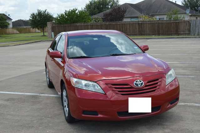 `2007 Toyota Camry Le