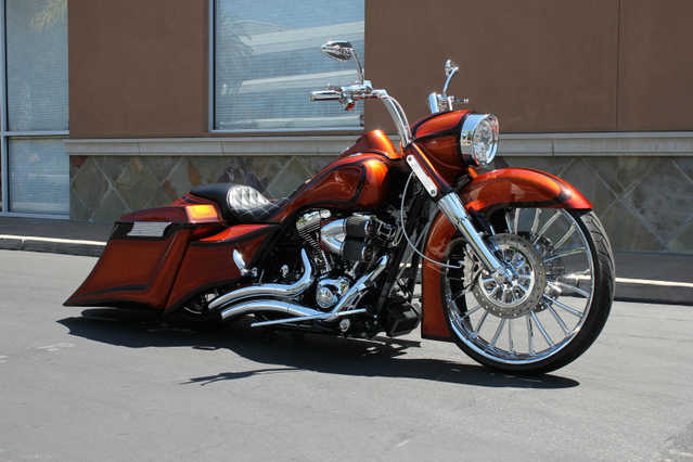 2013 Harley - Davidson Flhrc Road King Classic