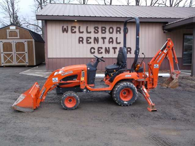 2013 Kubota Bx25d Tractor At $3000