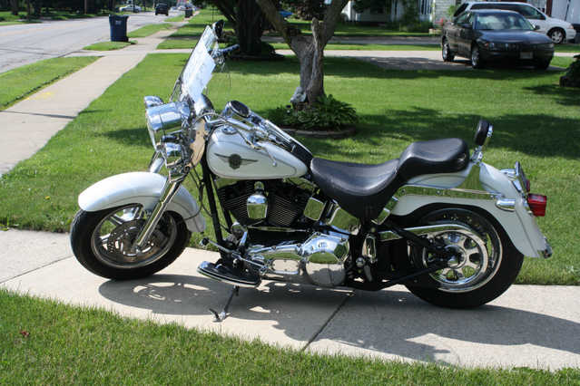 2004 Harley - Davidson Softail At $2000
