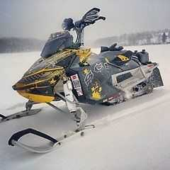 2009 Ski - Doo Mxzx Rs At $2500