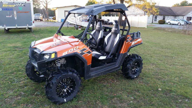 2013 Polaris Rzr 800 At $3000