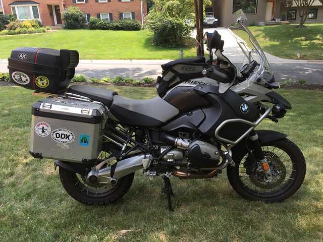 2009 Bmw R1200gs At $2500