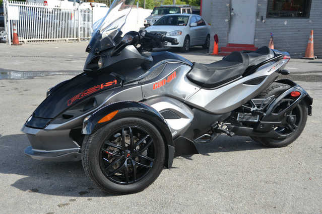 2012 Can - Am Rss S At $3000