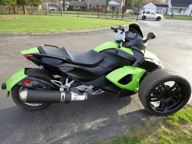 2008 Can - Am Spyder