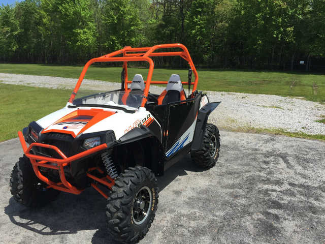 2013 Polaris Rzrs At $2900