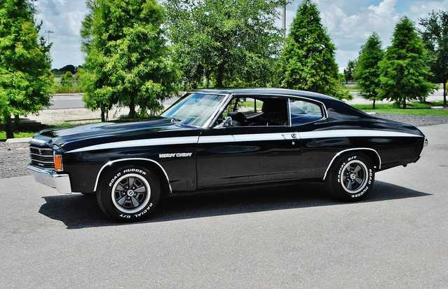 1972 Chevrolet Chevelle At $4000