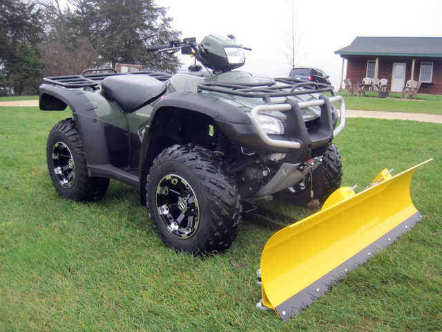 2006 Honda Rubicon 500 At $1800
