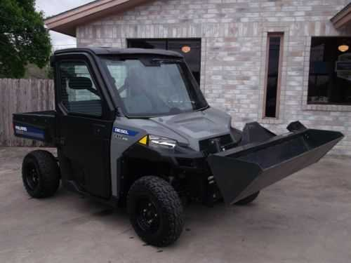 2013 Polaris Brutus Hd Utv At $2500