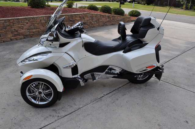 2011 Can - Am Spyder Rt Limited Se5