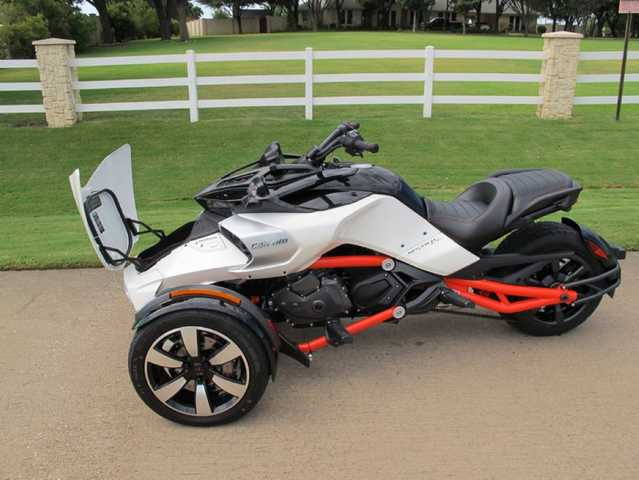 2015 Can - Am Spyder F3 S