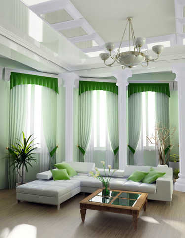Window Treatments: Blinds, Shades, Draperies, Shutters