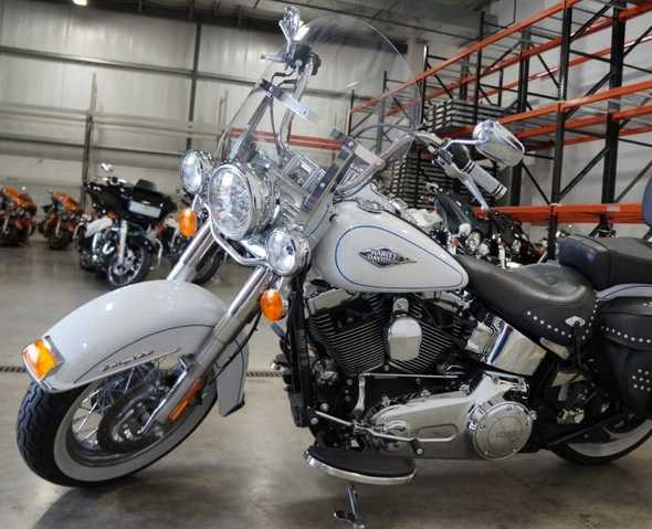 13 Harley - Davidson Softail Heritage Softail Classic Aftermarket E