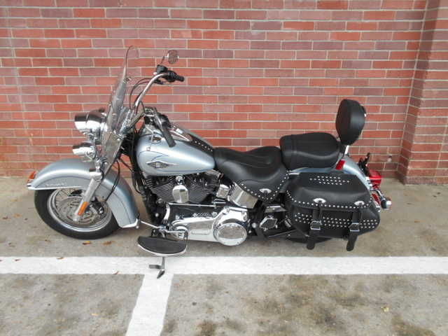 2011 Harley - Davidson Flstc Heritage Classic W Abs