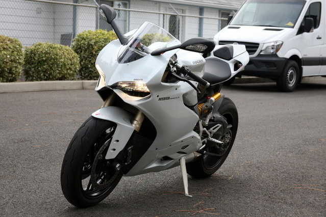 2013 Ducati Superbike 1199 Panigale Abs