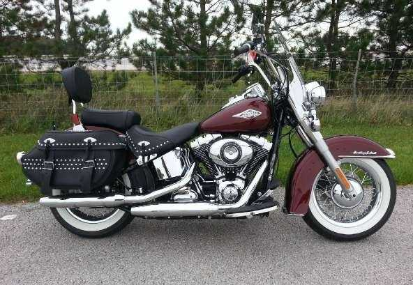 2014 Harley - Davidson Softail Heritage Classic Softail