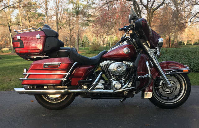 2001 Harley - Davidson Ultra Classic Electra Glide