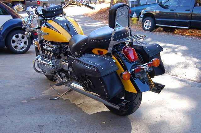 1997 Honda Valkyrie F6, Clean Low Mile Bike