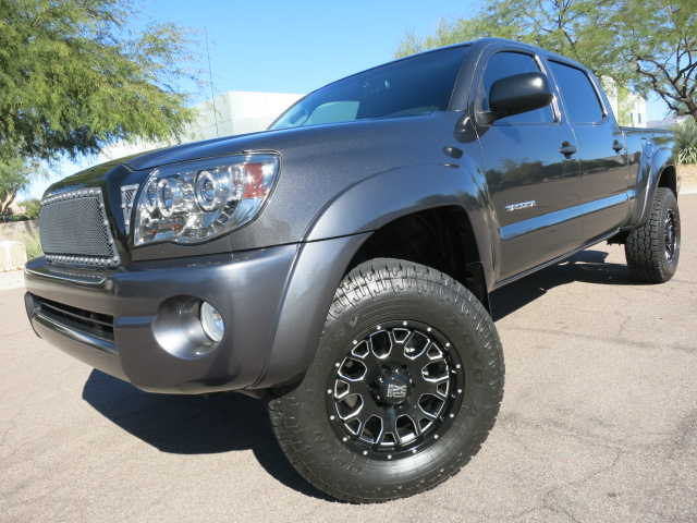 2010 Toyota Tacoma Double Cab Long Bed Sr5 4wd