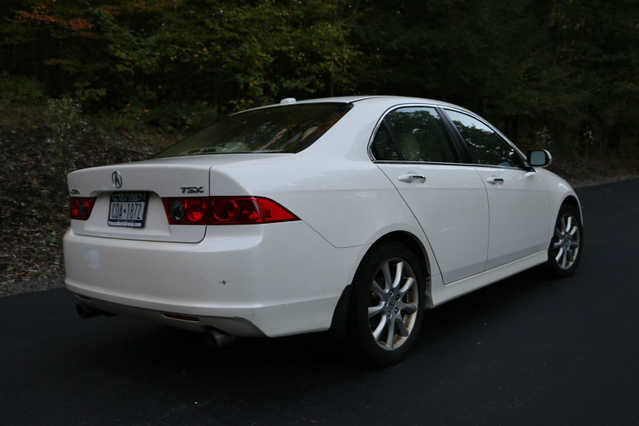 Clean 2007 Acura Tsx