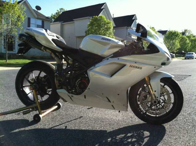 2009 Ducati 1198 Superbike Very Special Build And Super Clean