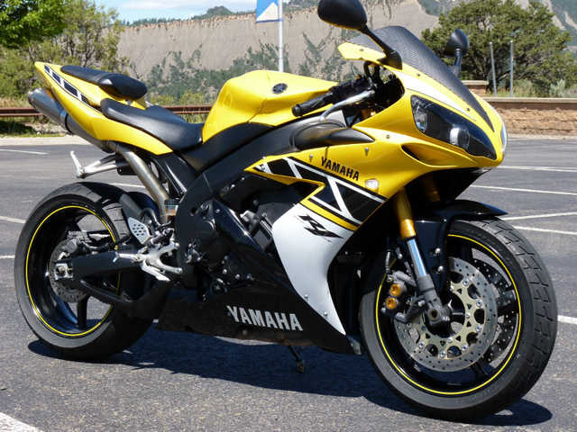 2006 Yamaha R1 Limited Edition 50th Anniversary