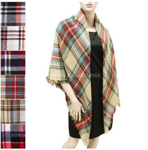 Most Hot Sale Style Poncho Scarf Wholesale