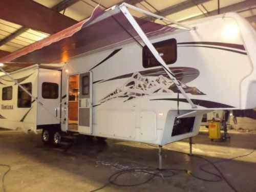 2007 Montana 3400 Rl Camper At $4000