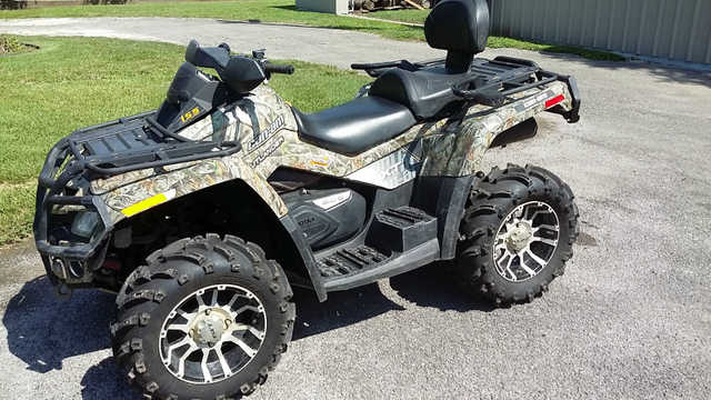 2010 Can Am Outlander Max At $2000