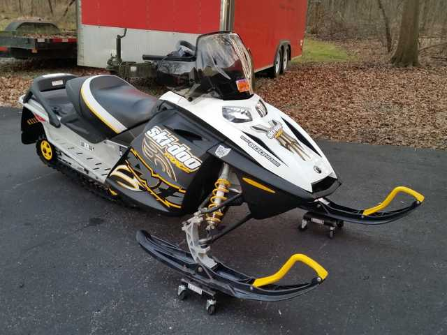 2007 Ski - Doo Mxz Renegade At $1800
