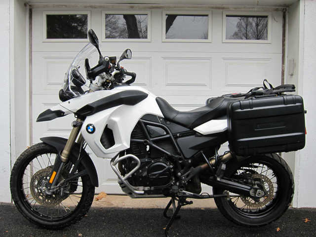 2011 Bmw F800gs Dual - Purpose