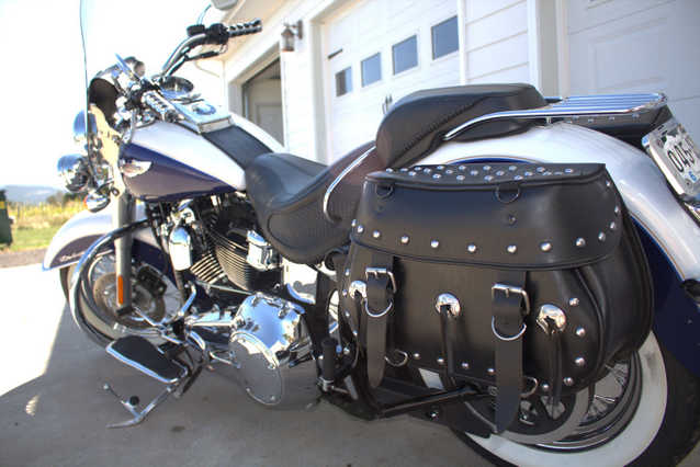 2007 Harley Davidson Softail Deluxe Runs Beautifully