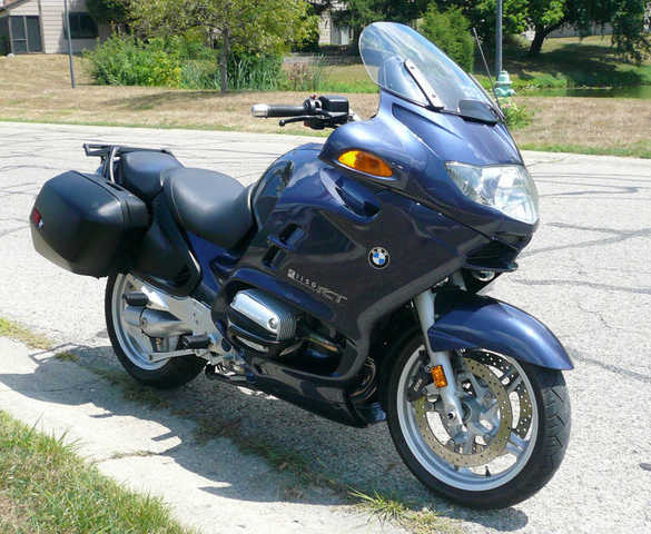 2002 Bmw R1150rt Low Miles
