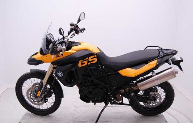 2009 Bmw F800gs . Engine Size (Cc) : 798