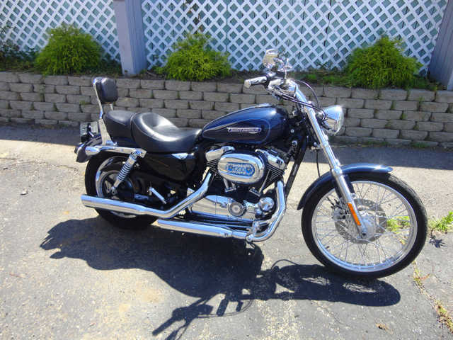 2008 Harley Davidson Sportster 1200 Custom Great Condition