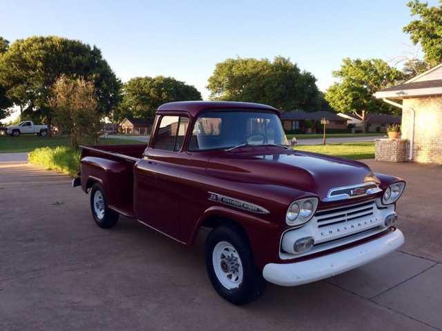 5864q2801 on 1971 chevy truck 4x4