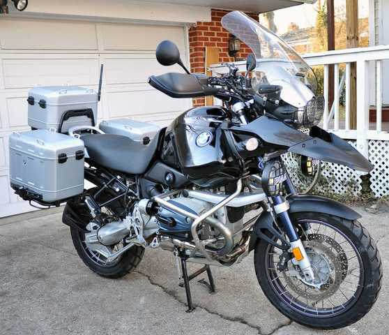 2005 Bmw R1150gs Adventure Only 7320mi!