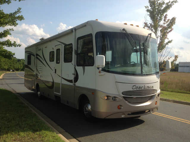 2004 Coachmen Aurora At $5000