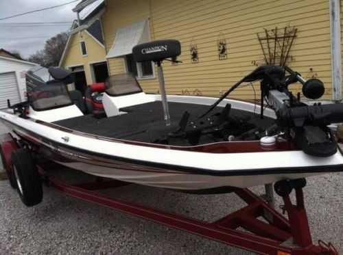 1998 Champion Boats 221 Dcx At $2000