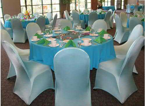 Get The Attractive Chair Covers On Rentals In Michigan