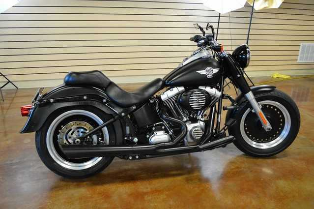 2010 Harley - Davidson Softail Fat Boy Lo