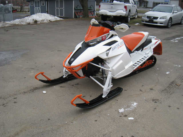 2012 Arctic Cat F800 Limited At $2000