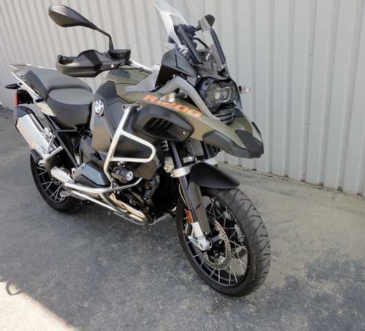 2014 Bmw R - Series Gs1200a Adventure Premium Package