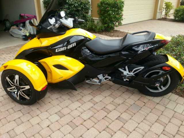 2009 Can Am Spyder Gs Loaded With Upgrades