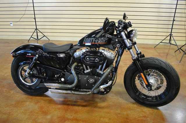 2013 Harley Davidson Sportster Xl 1200 Forty Eight Project