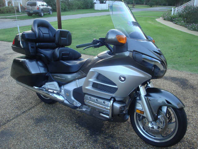 2013 Honda Gl1800. Goldwing Audio And Comfort